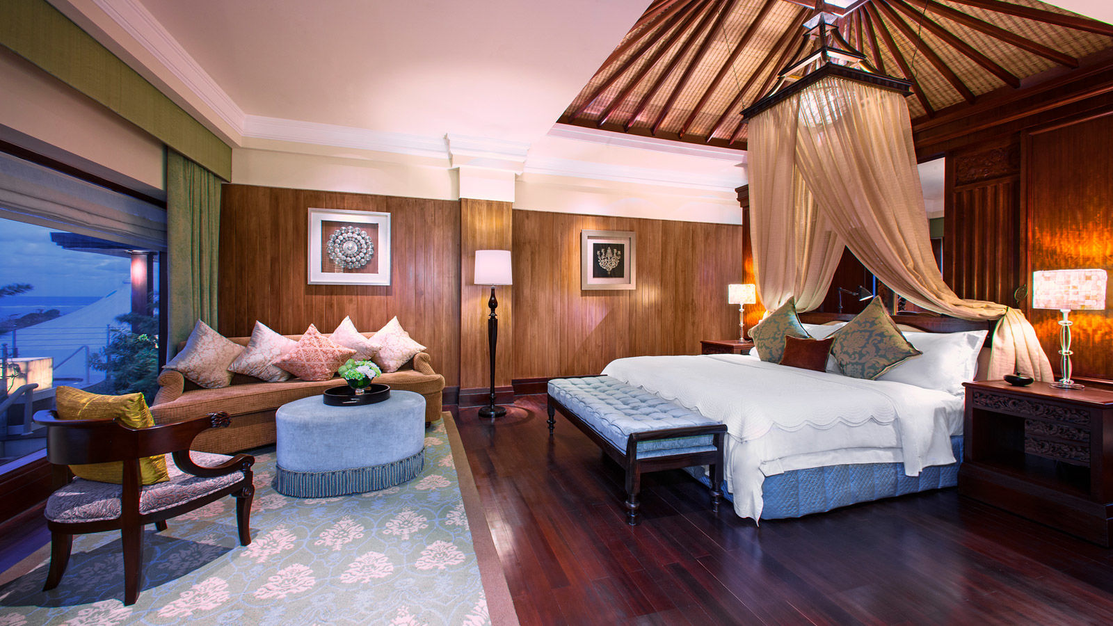 Luxury accommodation in bali st regis suite st regis for My villa
