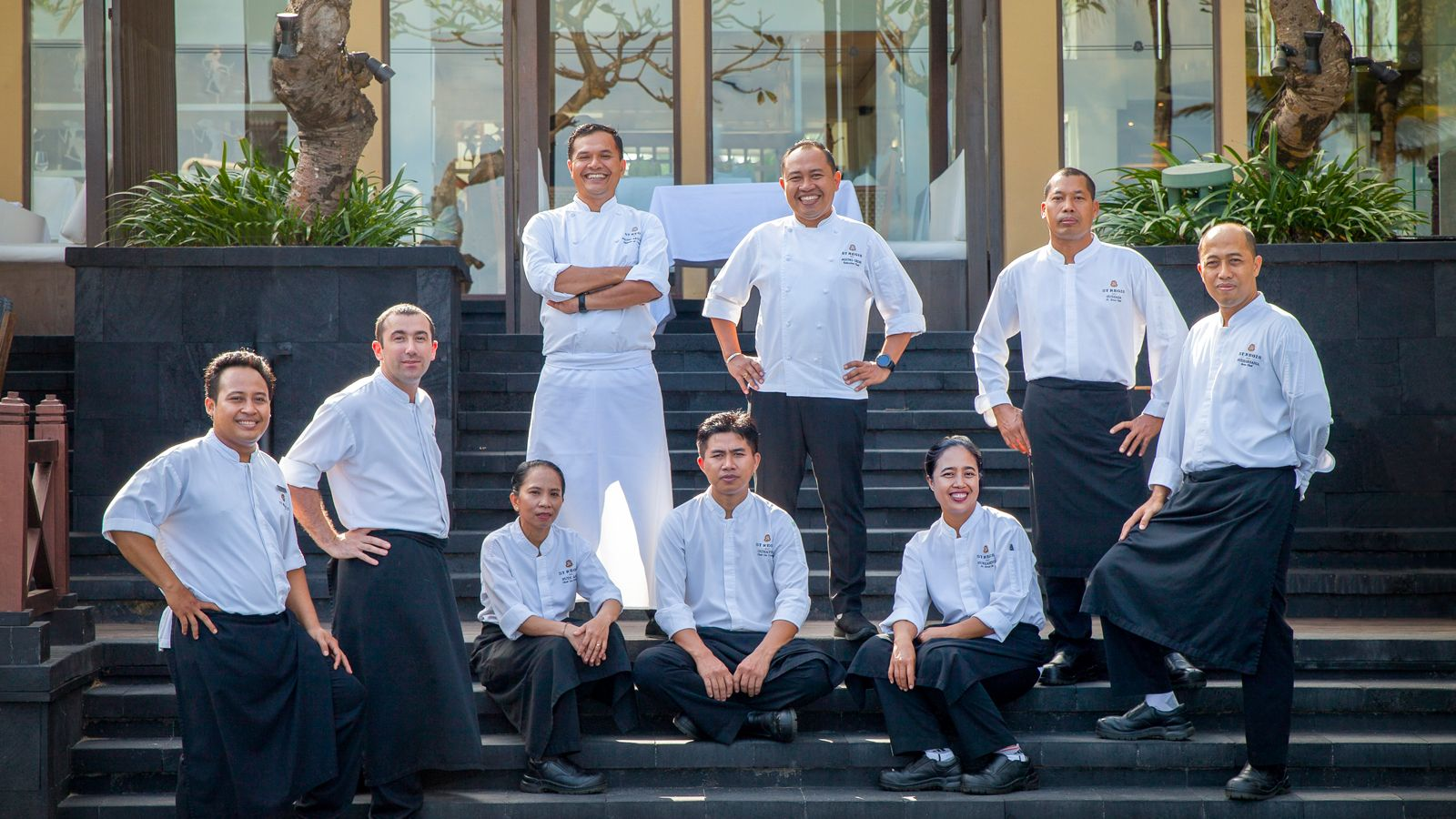 Cheers to Nine Years Gala Dinner with nine chefs