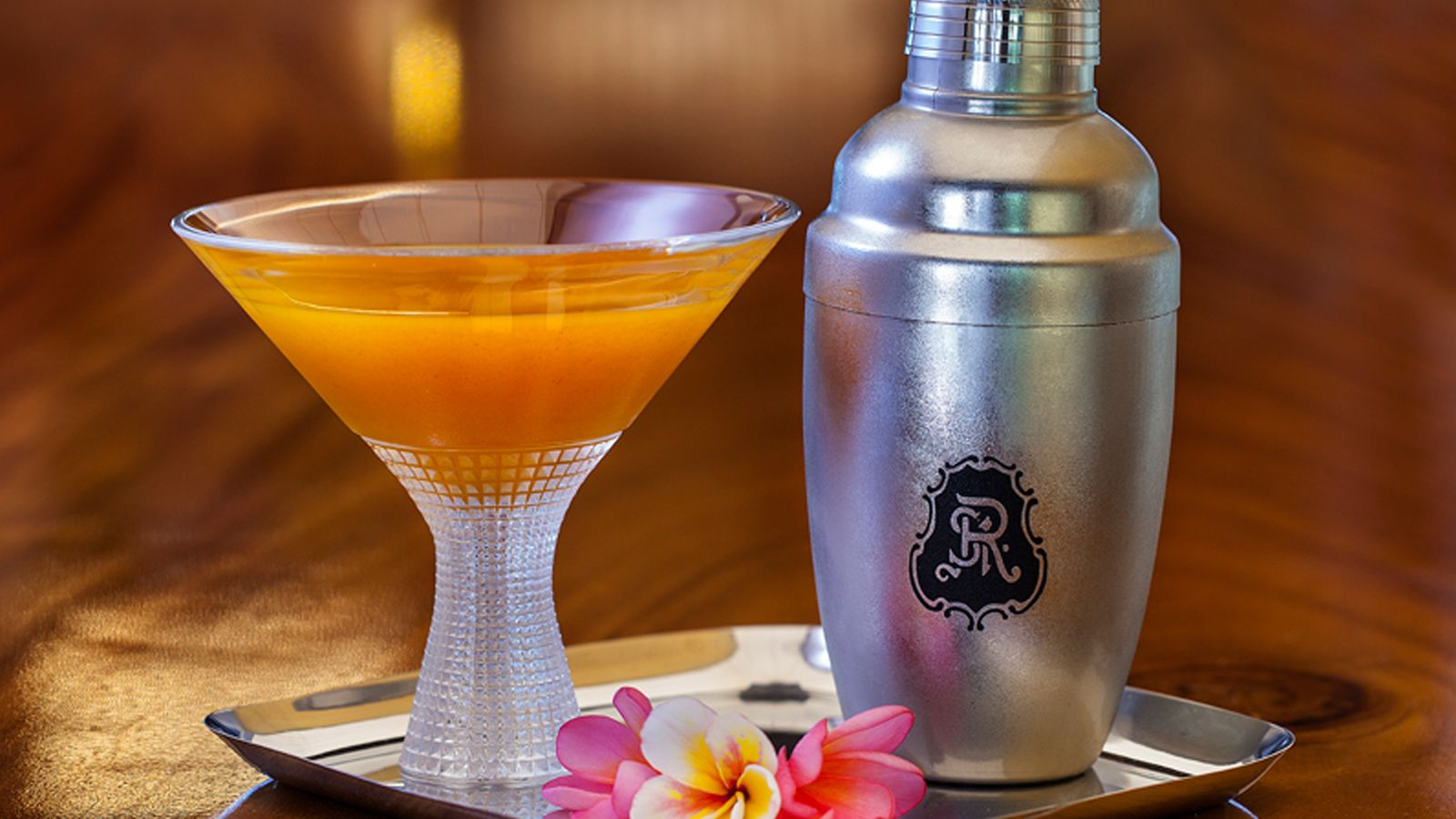 Martini experience at the St. Regis Bali Resort
