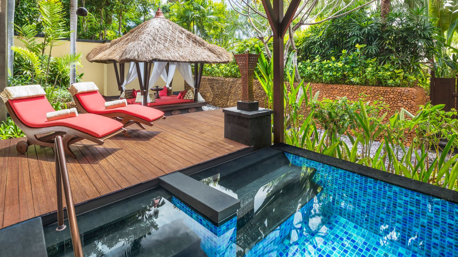 five star luxury accommodation in bali the st regis bali resort