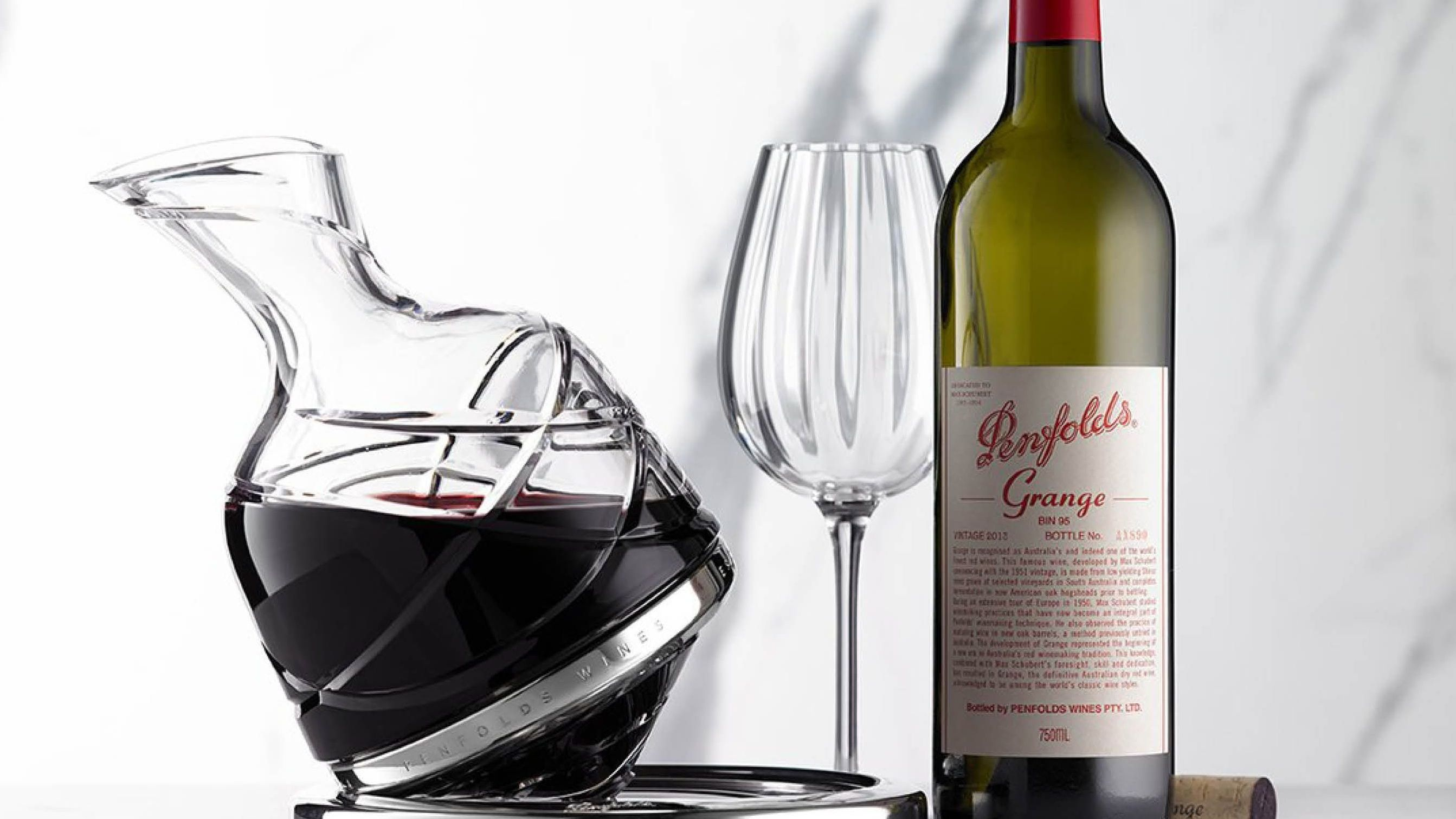 Exquisite Moment with Penfolds Winery