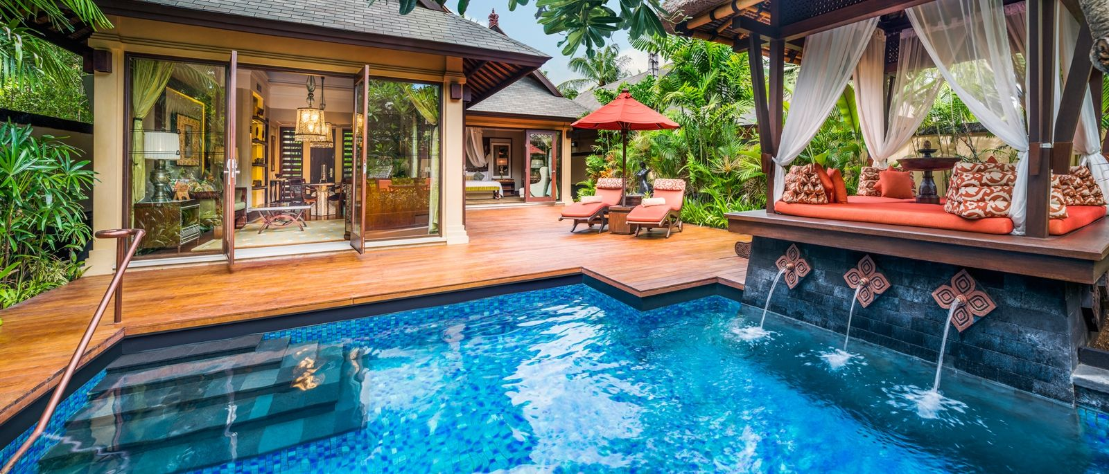 Gardenia Villa at The St. Regis Bali Resort