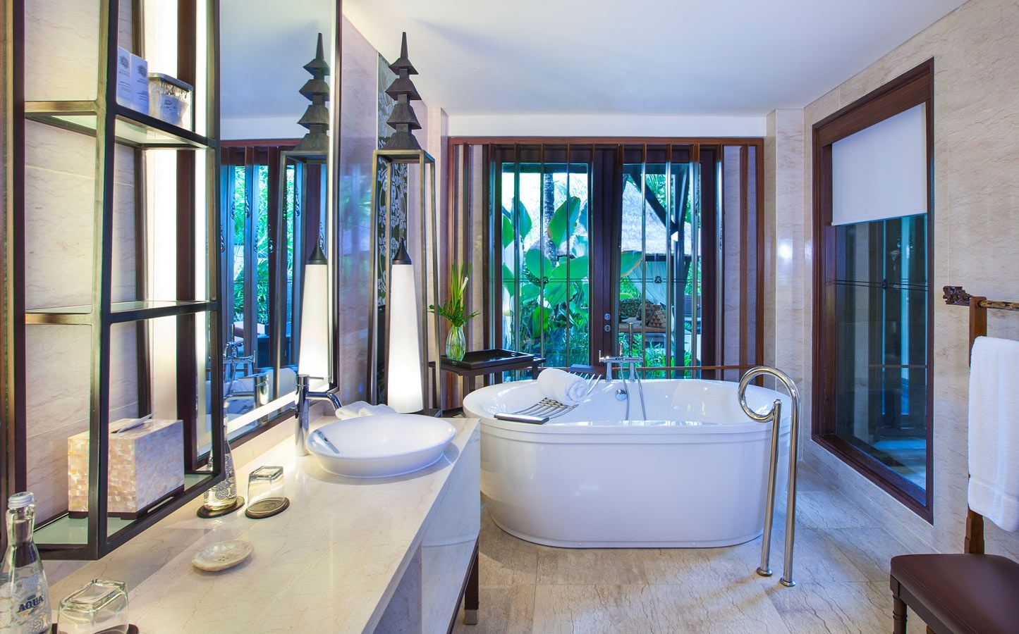 Luxury Accommodation in Bali | St. Regis Pool Suite |St. Regis Bali